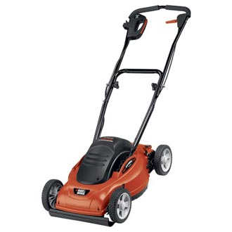 Black and Decker Lawn Mower